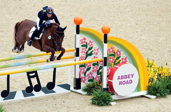 ¿Cómo viajan los caballos al extranjero a los Juegos Olímpicos?