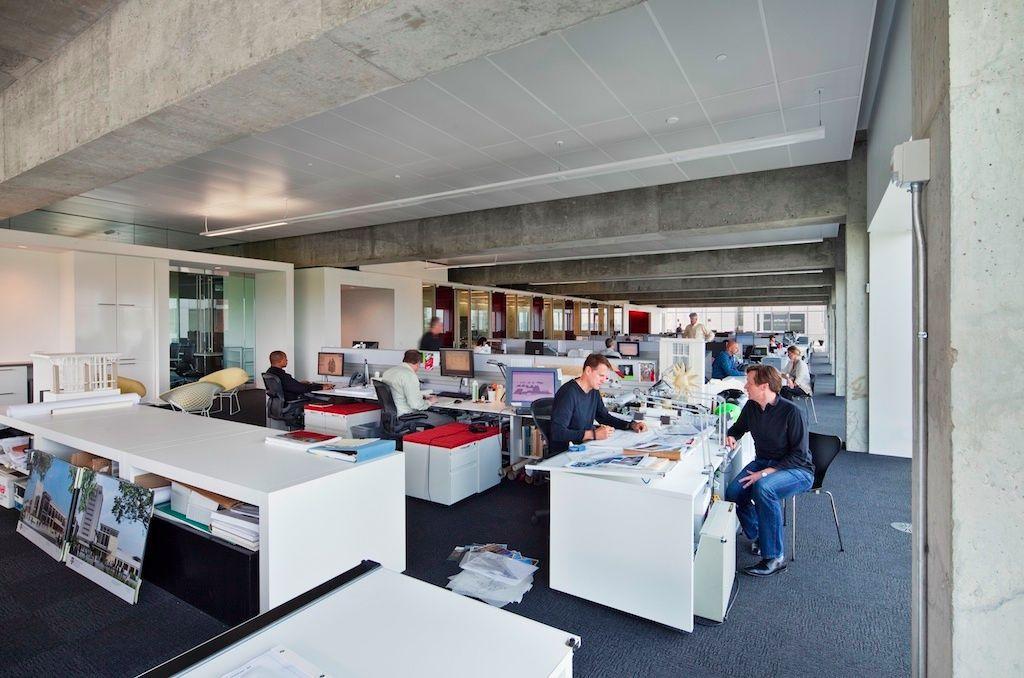 perkins will office interior