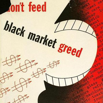 dont feed greed