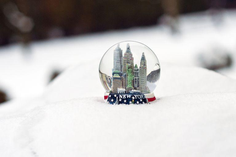 La nieve derretida de la ciudad libera contaminantes tóxicos