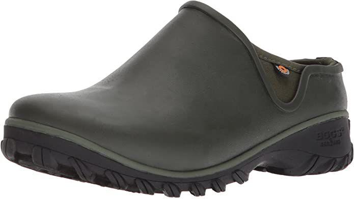 BOGS Women's Sauvie Chelsea Waterproof Garden Rain Shoe