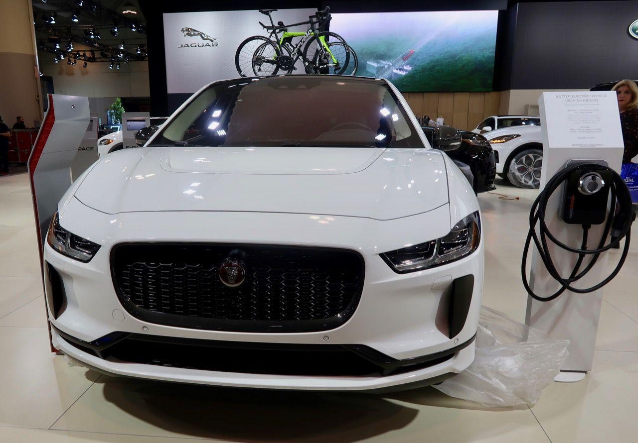 Electric Jaguar