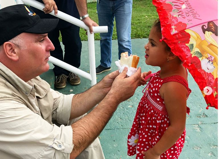 World Central Kitchen sigue sirviendo esperanza en Puerto Rico