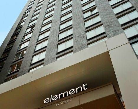 element hotel times square new york photo
