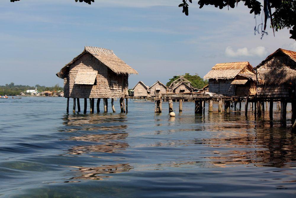 Solomon Islands in the Pacific Ocean