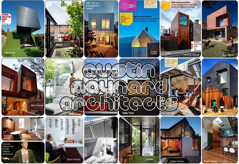 Photo montage of different architectural elements