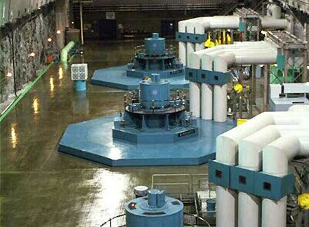 pumped hydro storage photo