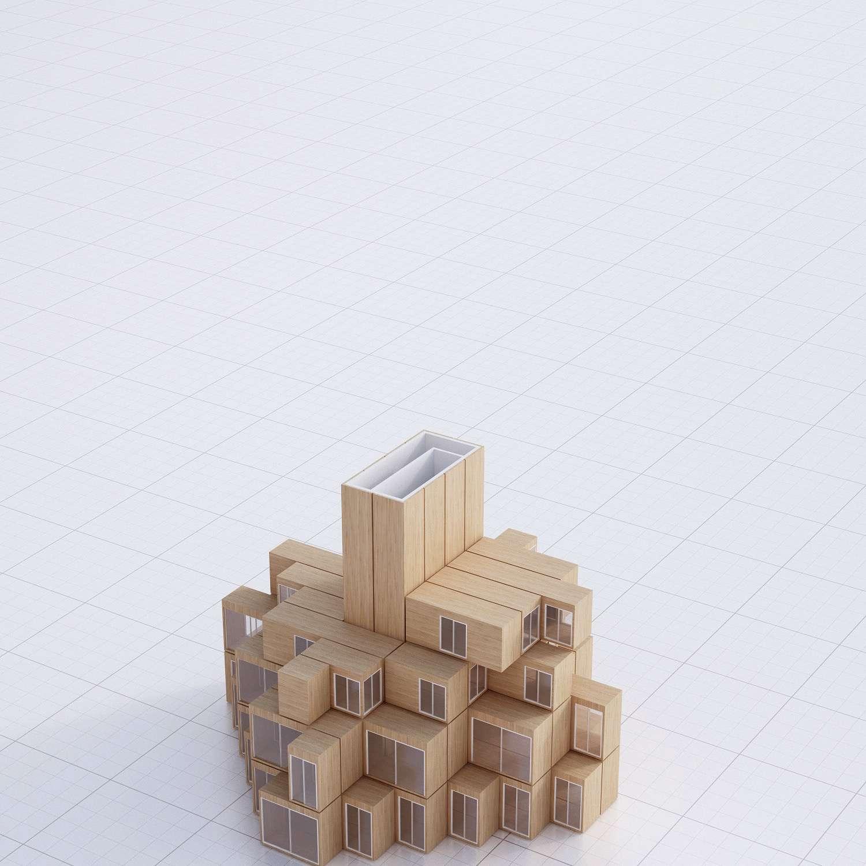 model rendering