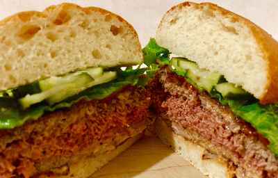 Impossible Burger photo