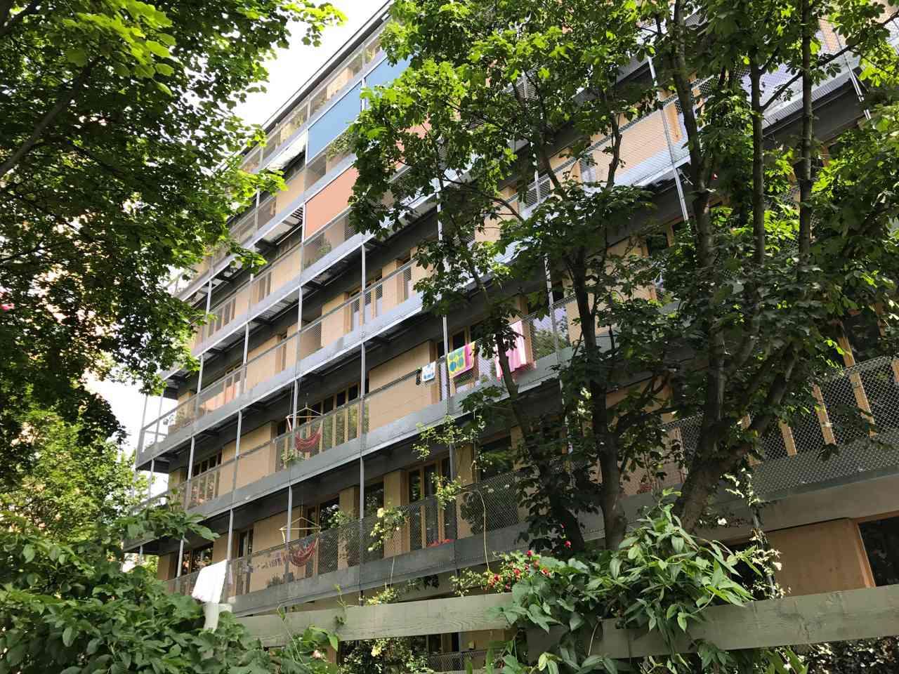 berlin apartment building