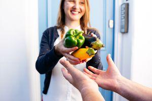 Olio food-sharing app