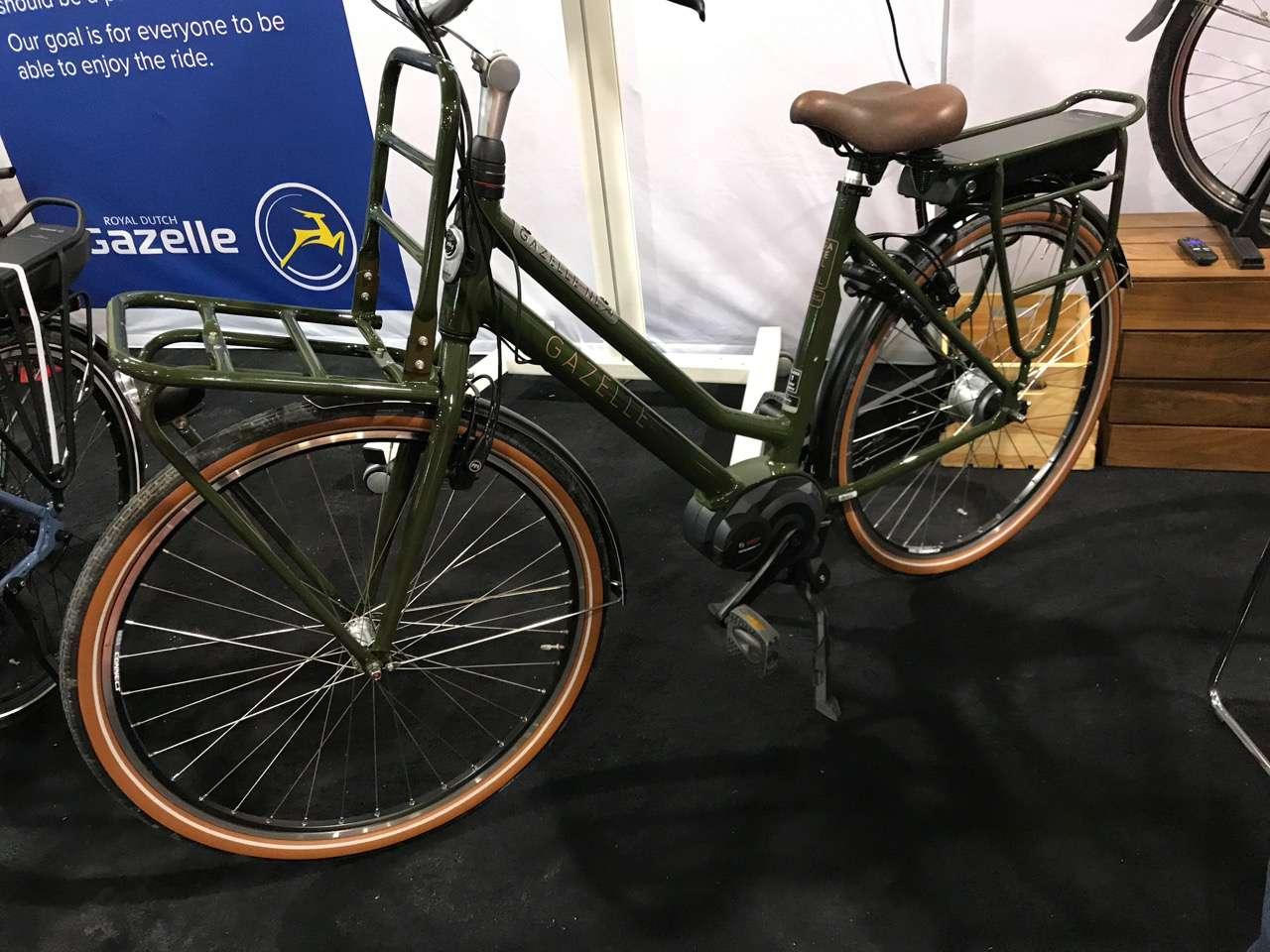 Gazelle utility bike
