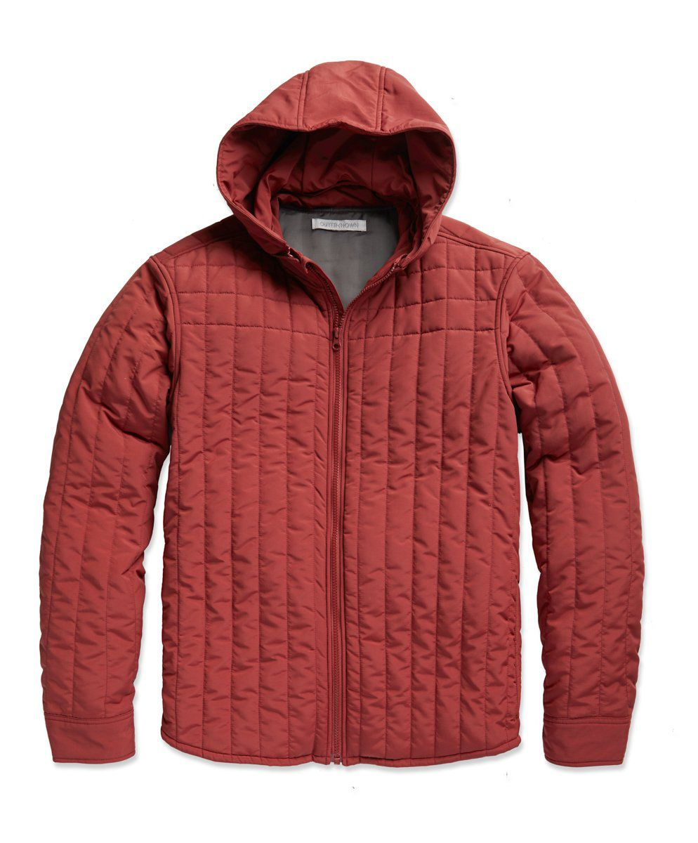 Outerknown Evolution Hooded Jacket