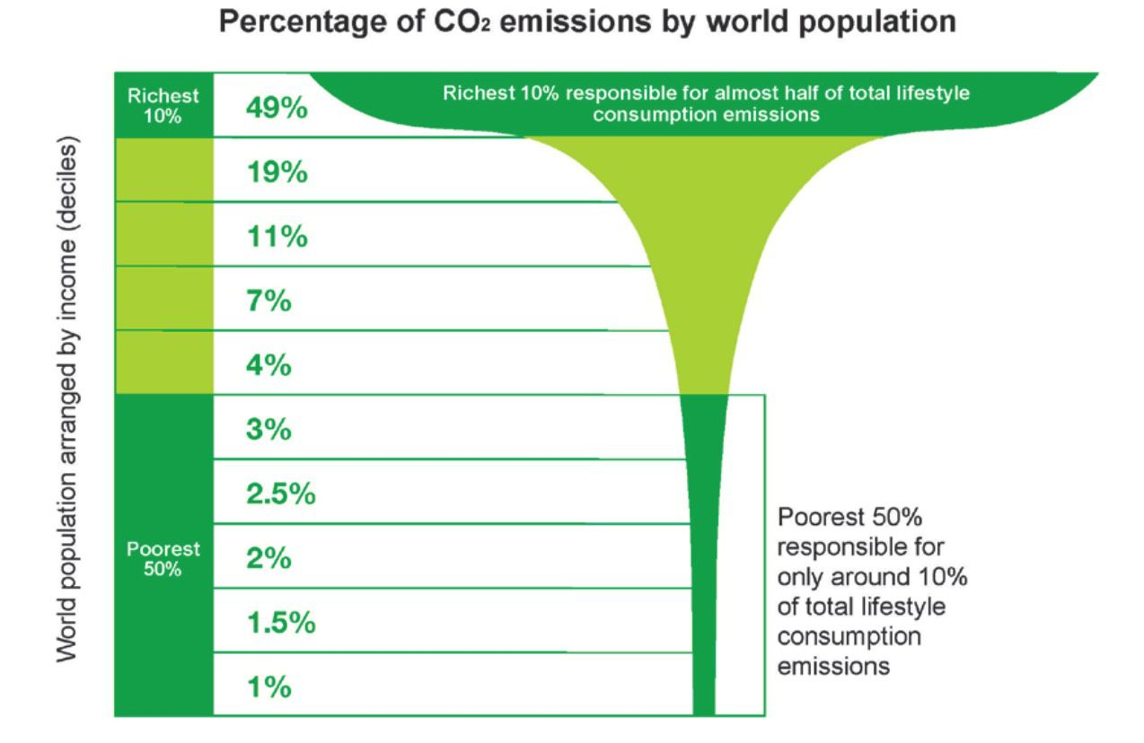 Oxfam Wineglass