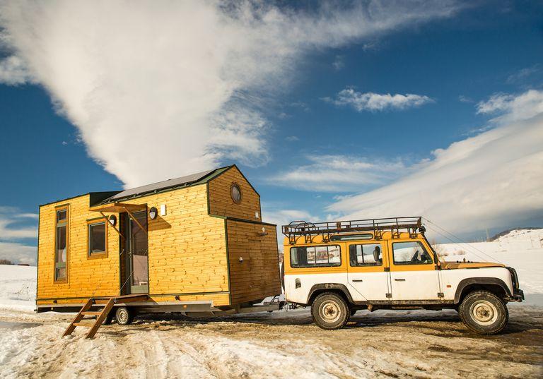 ¿Qué se necesita para legalizar las casas pequeñas?