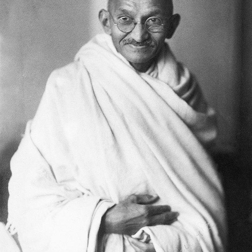 Mahatma Ganghi
