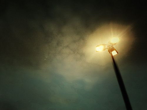 streetlight brasil photo.