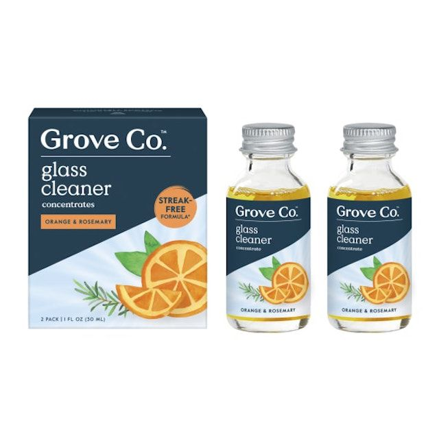 Grove Co. Glass Cleaner Concentrate