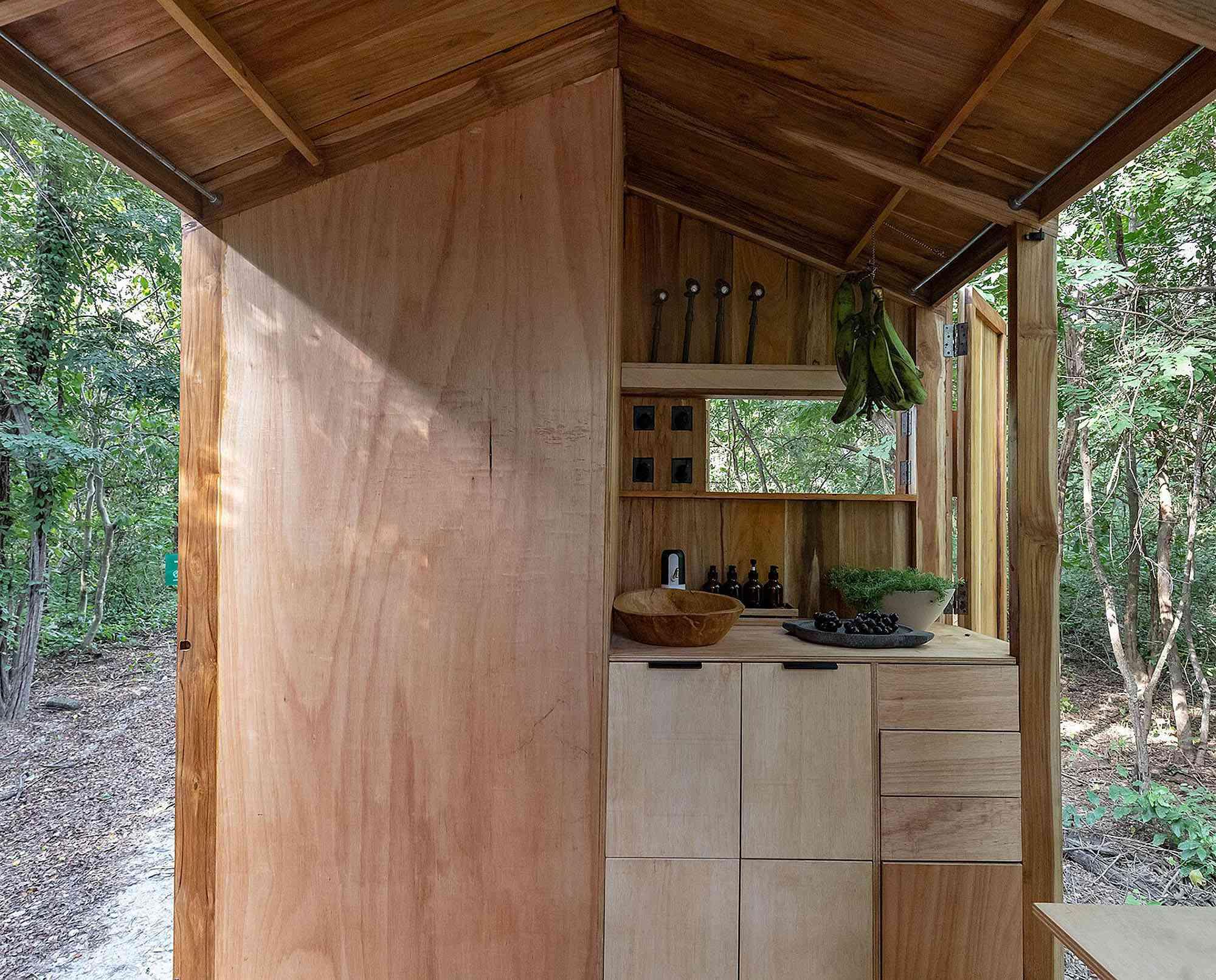 La Casa Nueva mobile diy camper JAG Studio kitchenette