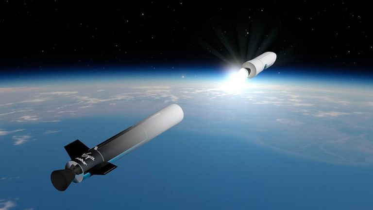 Branson hace asequibles los lanzamientos de satélites pequeños