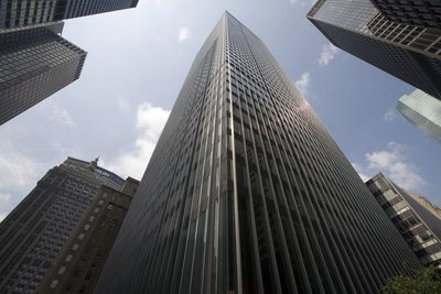 The JPMorgan Chase & Co. building at 270 Park Avenue July 19, 2006 in the Manhattan borough of New York City.
