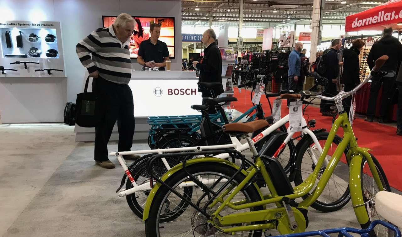 boomers and bikes