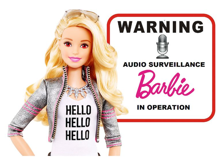 Creepy Doll Redux: 8 razones para no comprar Hello Barbie