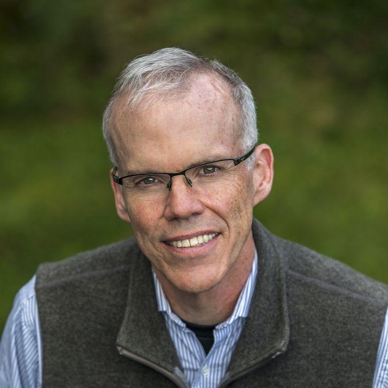 Headshot of Bill McKibben