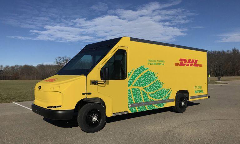DHL agrega 63 furgonetas eléctricas a la flota de EE. UU.