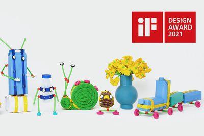 Toyi iF Design Award