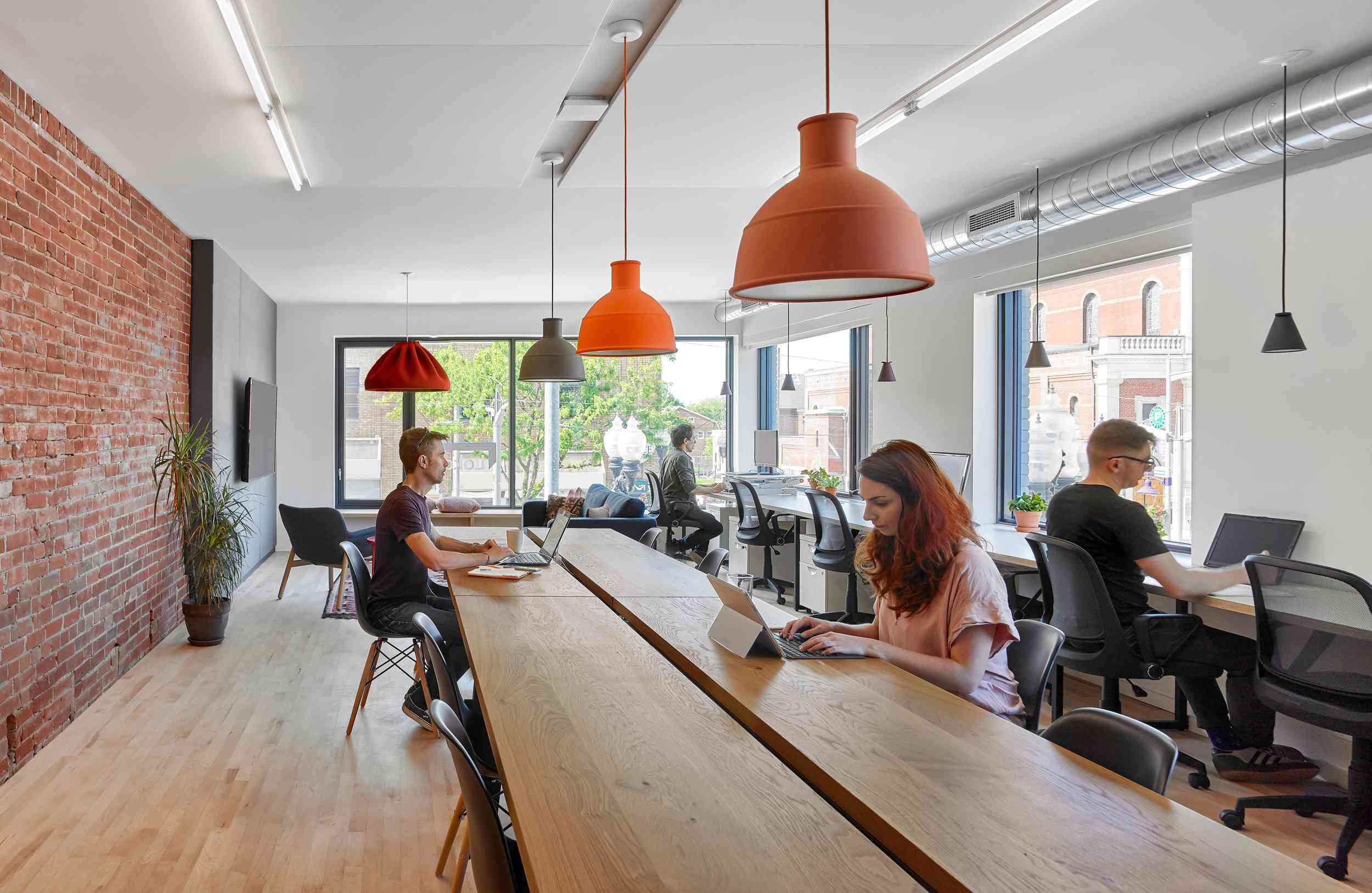 Locaal coworking spaces