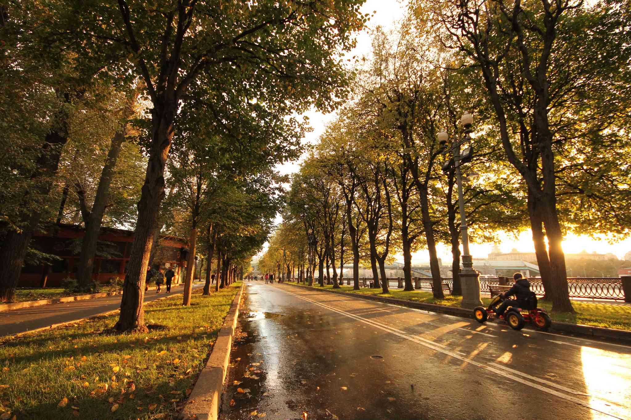 Moscow's Gorky Park