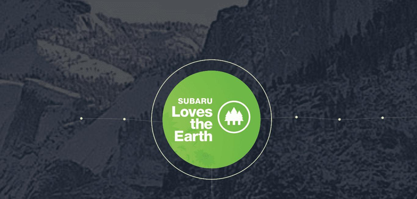 Subaru is green