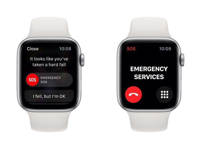 apple emergency alert