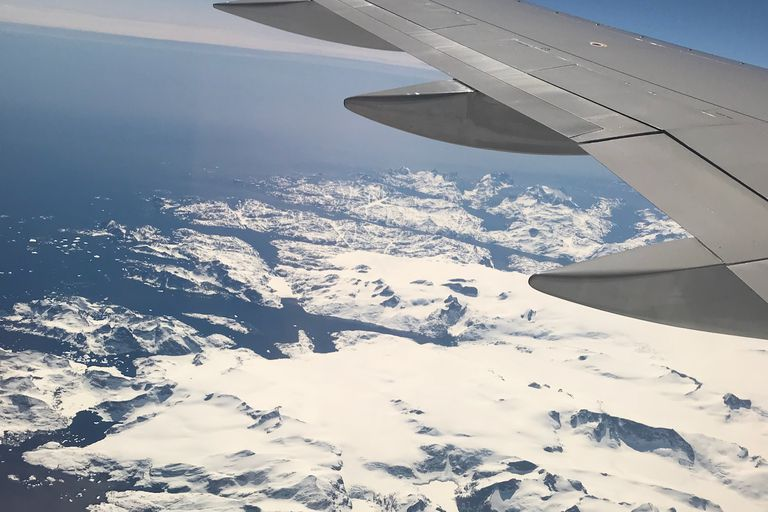 Wings over Greenland