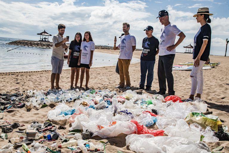 La ONU ha declarado la guerra a la contaminación plástica del océano