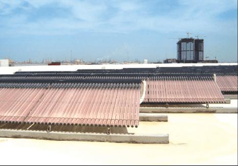 solar air conditioner dubai image