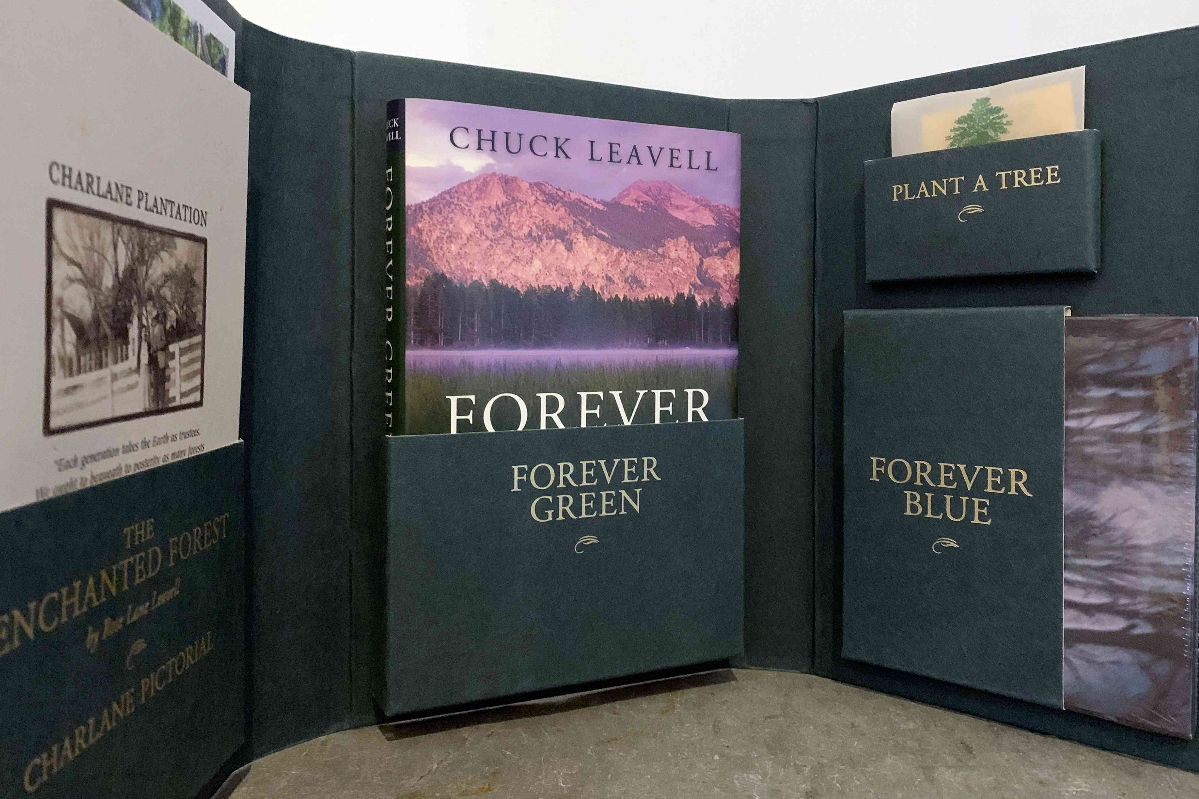 Box set of check leavell book