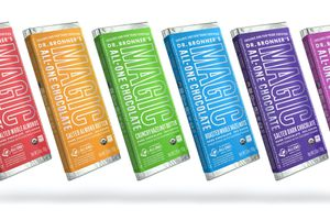 Dr Bronner's Magic All-One Chocolates