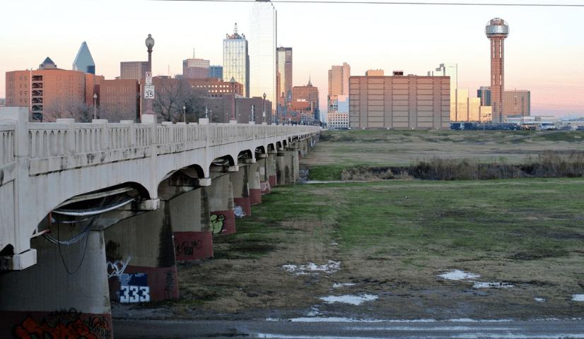 Trinity River Floodway, Dallas