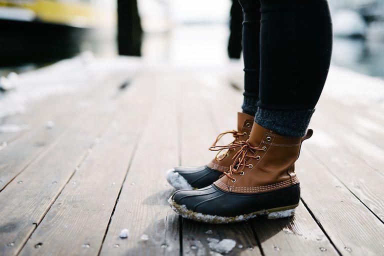 Las botas de invierno cálidas son el secreto para sobrevivir al invierno