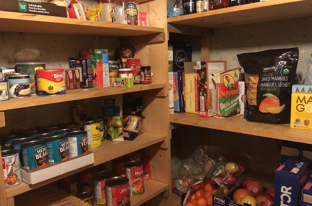 Rachael's pantry