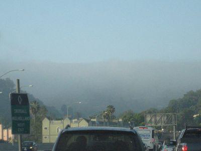 smog contains PM 2.5