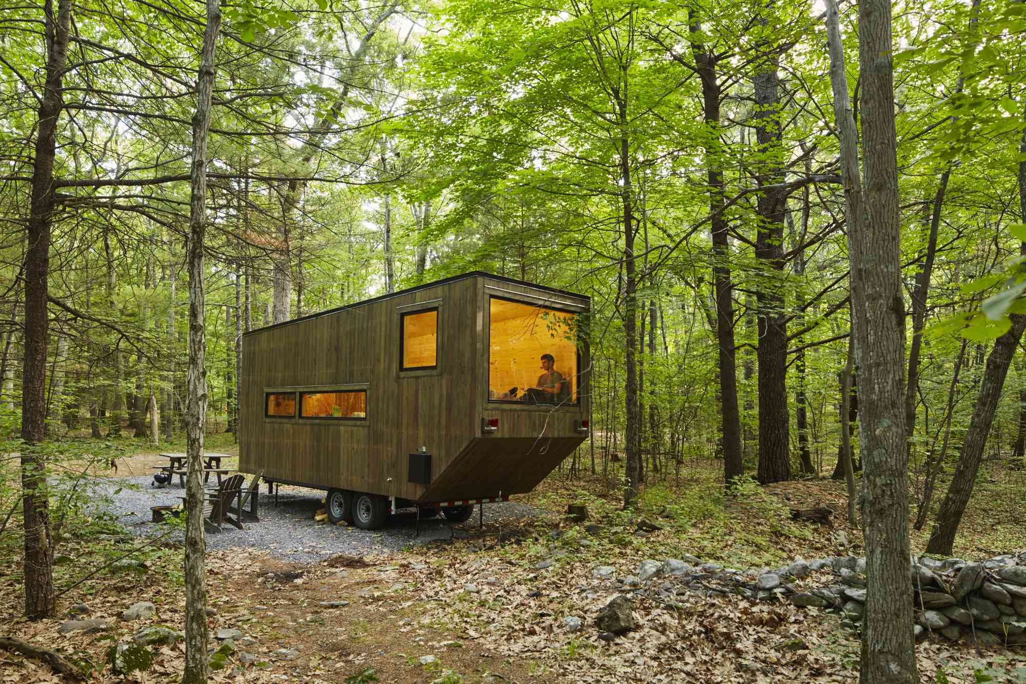 Getaway-New-York-Cabin