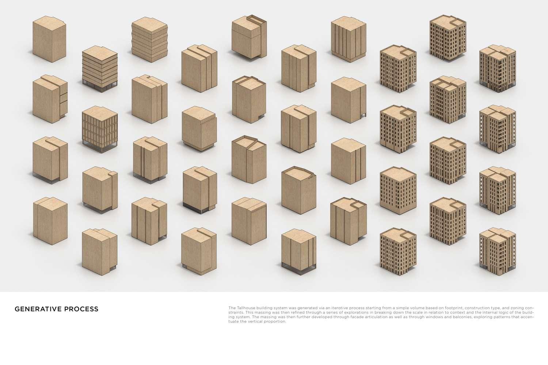 Tallhouse process