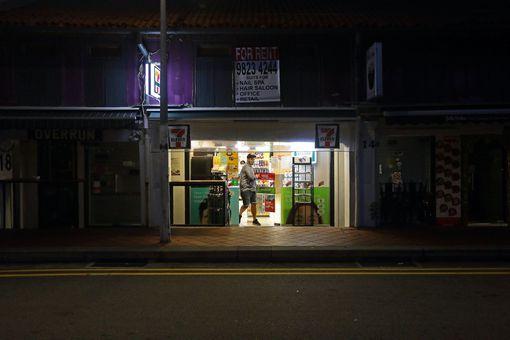 7-Eleven store in Singapore