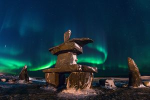 Tune in for a moment of zen on the Northern Lights Cam