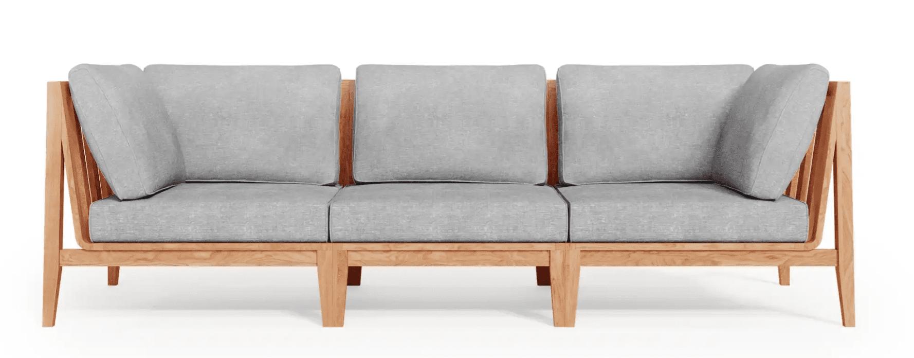 Outer Teak Outdoor Sofa
