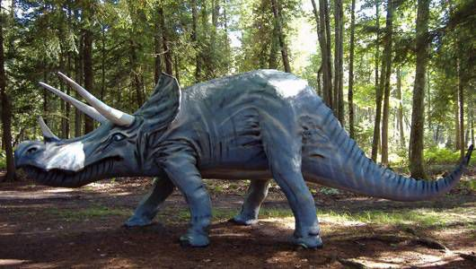 Dinosaur Gardens theme park