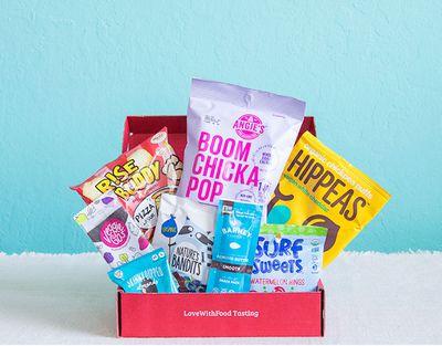 snack subscription box